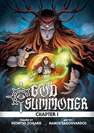 God Summoner #1