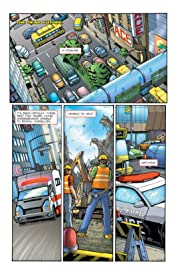 Transformers (2010-2011) #1