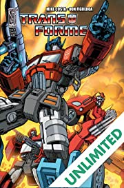 Transformers (2010-2011) #1