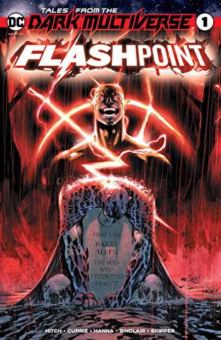 Tales from the Dark Multiverse: Flashpoint (2020-) No.1