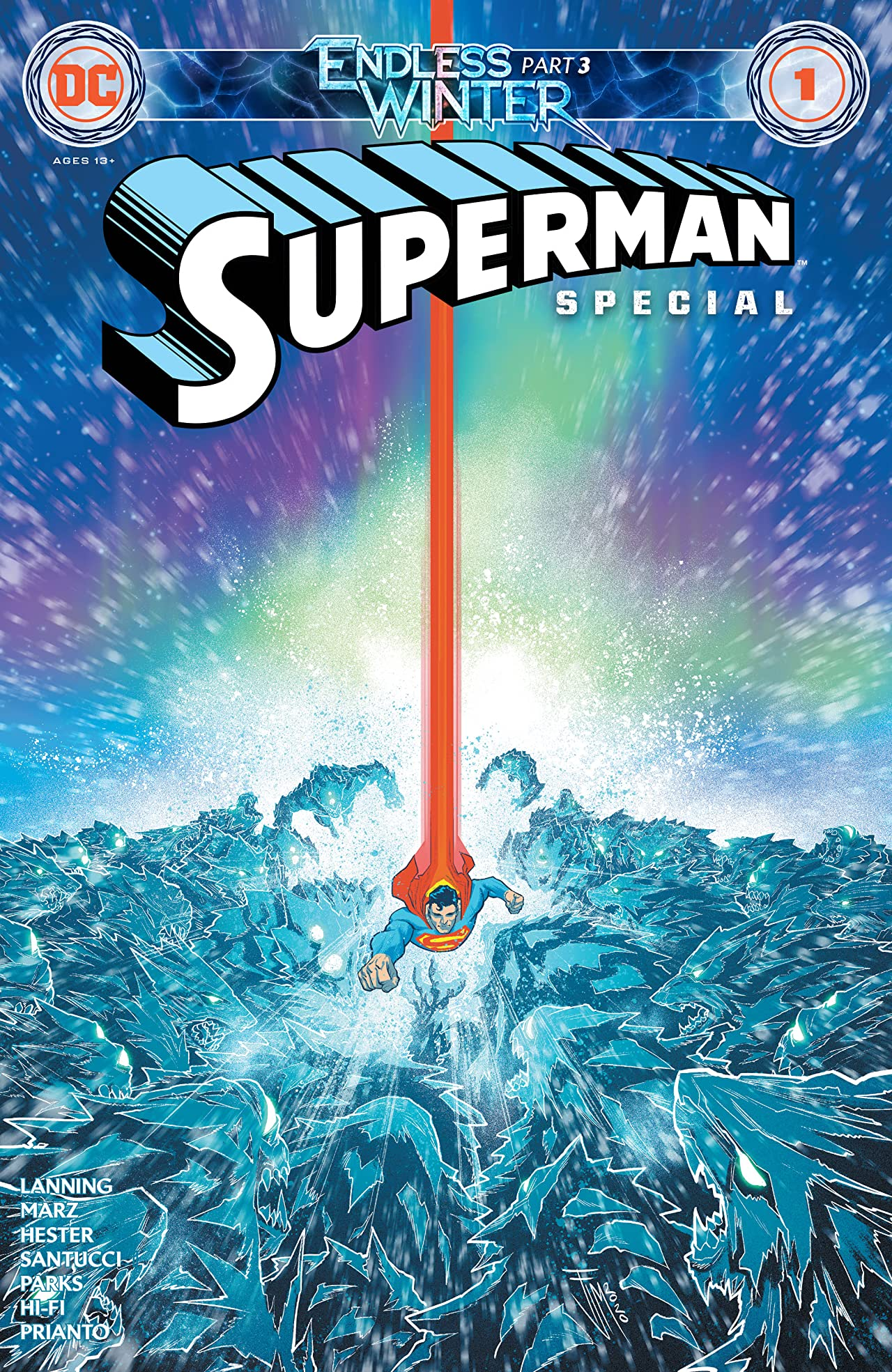Superman: Endless Winter Special (2020-) #1