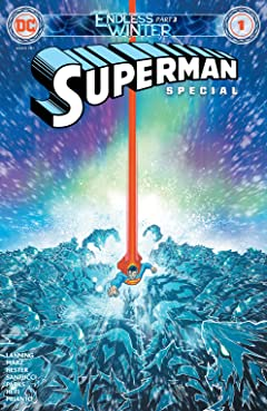Superman: Endless Winter Special (2020-) No.1