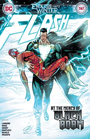 The Flash (2016-) #767