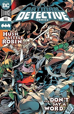 Detective Comics (2016-) #1032