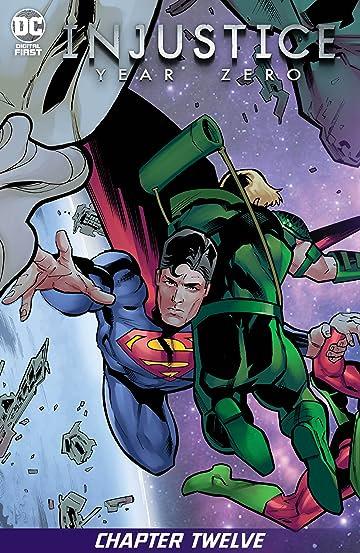 Injustice: Year Zero (2020-) #12