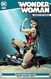 Wonder Woman: Agent of Peace (2020-) #20