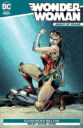 Wonder Woman: Agent of Peace (2020-) #20