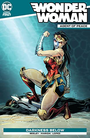 Wonder Woman: Agent of Peace (2020-) No.20