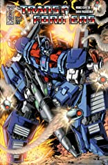 Transformers (2010-2011) #3