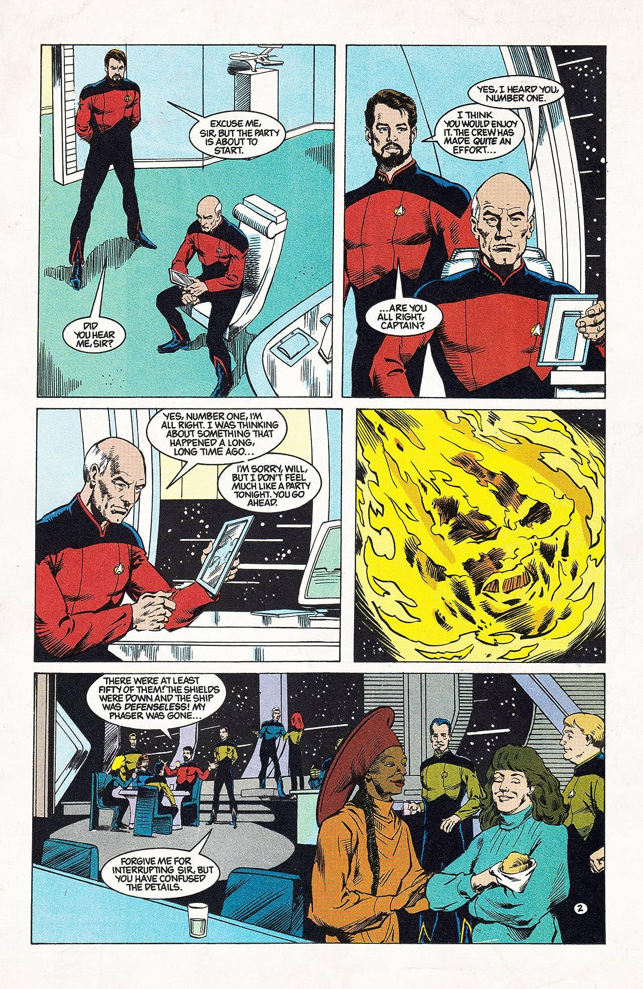 Star Trek: The Next Generation—The Gift