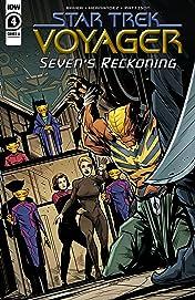 Star Trek: Voyager—Seven's Reckoning #4 (of 4)