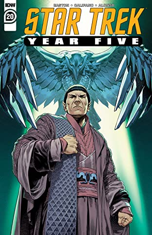 Star Trek: Year Five No.20