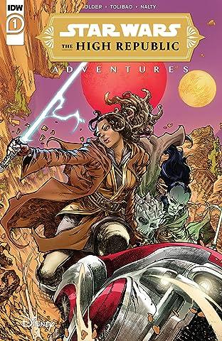 Star Wars: The High Republic Adventures #1
