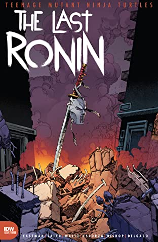 Teenage Mutant Ninja Turtles: The Last Ronin #3 (of 5)