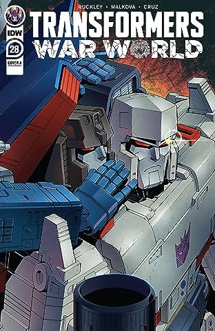 Transformers (2019-) #28