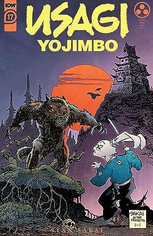 Usagi Yojimbo (2019-) No.17
