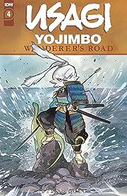 Usagi Yojimbo: Wanderer's Road #4 (of 7)