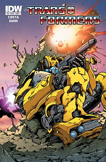 Transformers (2010-2011) #9