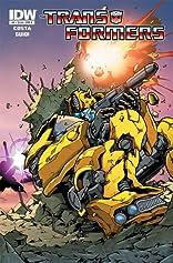 Transformers (2010-2011) #9