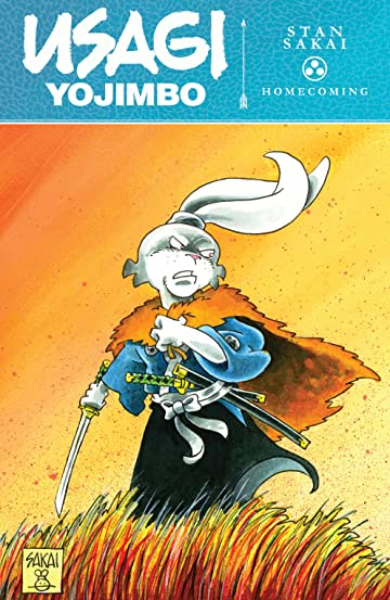 Usagi Yojimbo: Homecoming