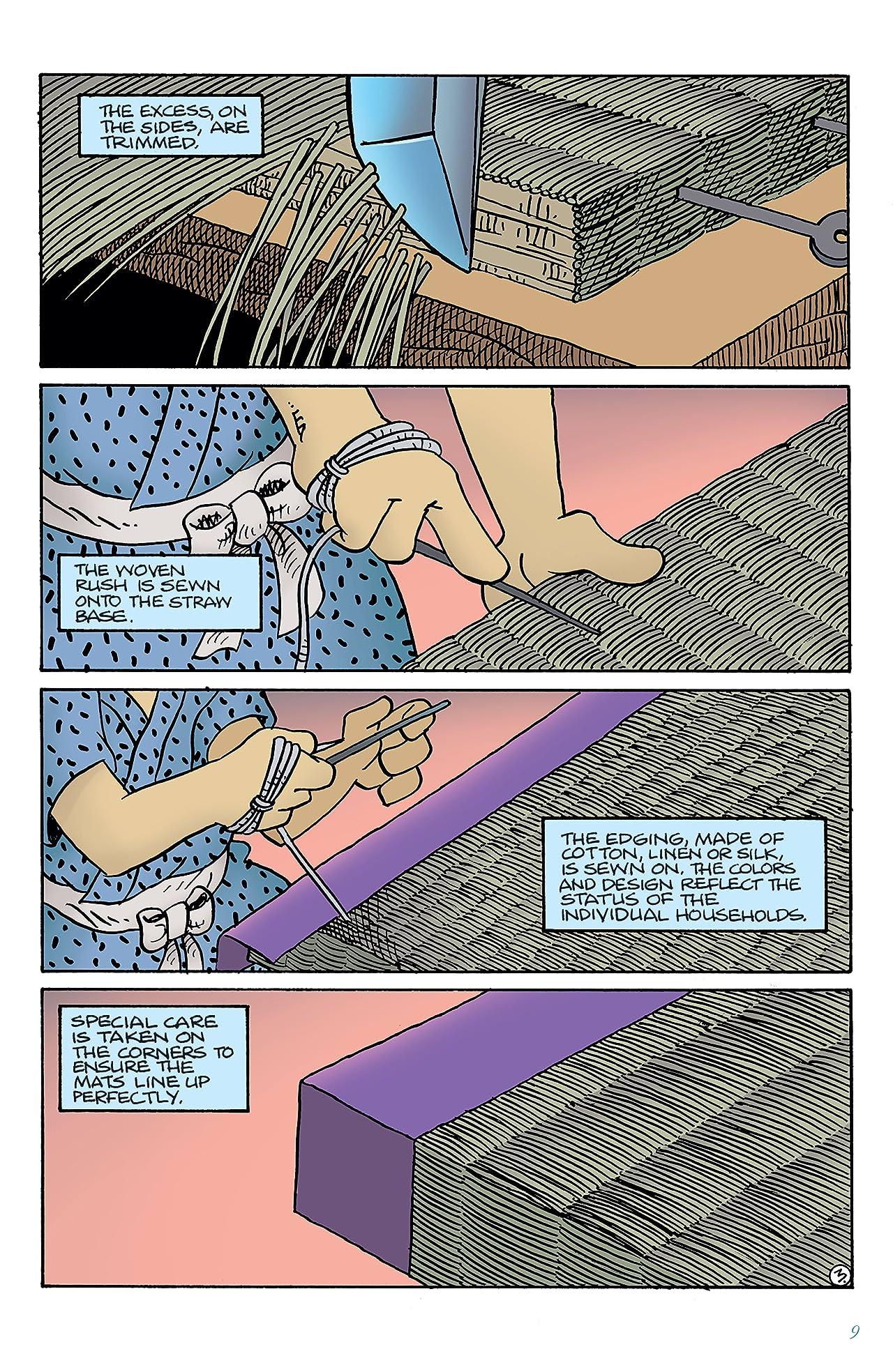 Usagi Yojimbo Vol. 35: Homecoming