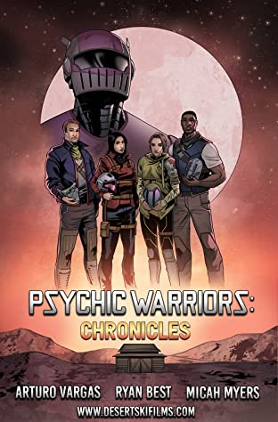 Psychic Warriors: Chronicles