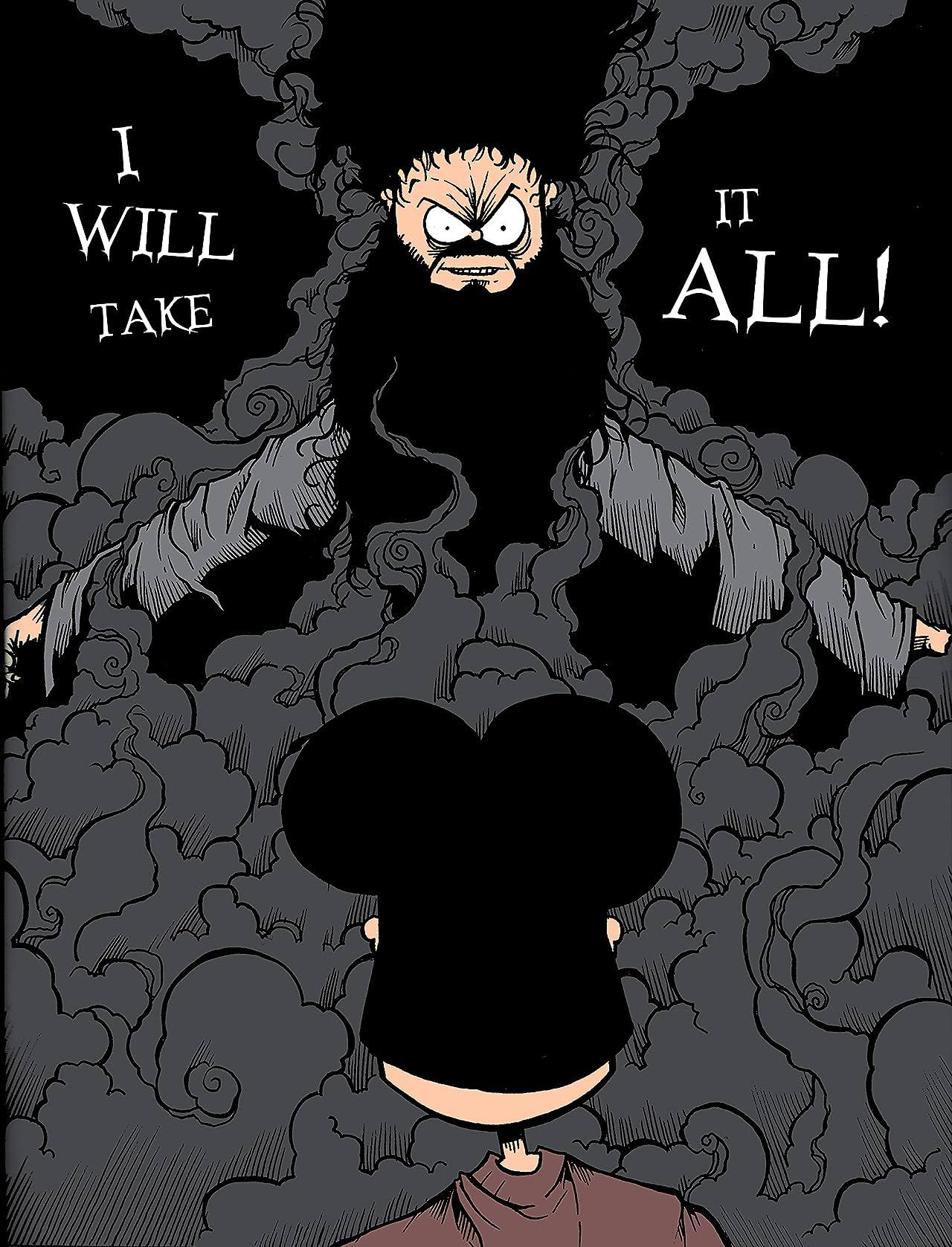 Pen Man Vol. 5: Ragnarok