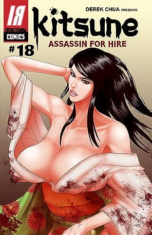 Kitsune: Assassin For Hire No.18