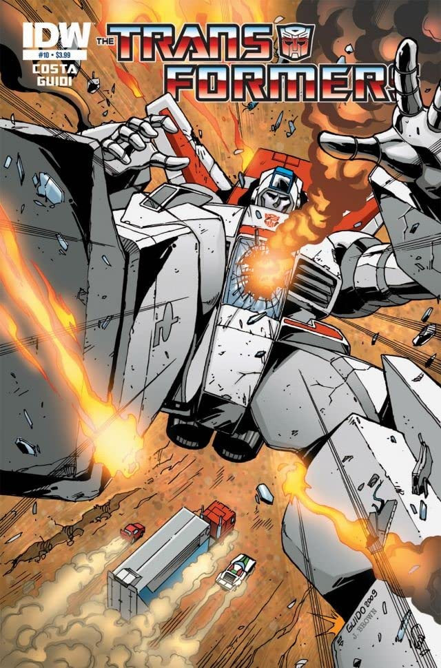 Transformers (2010-2011) #10