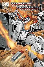 Transformers (2010-2011) #10