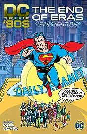 DC Through the 80s: The End of Eras