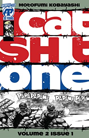 Cat Sh*t One Tome 2 No.1