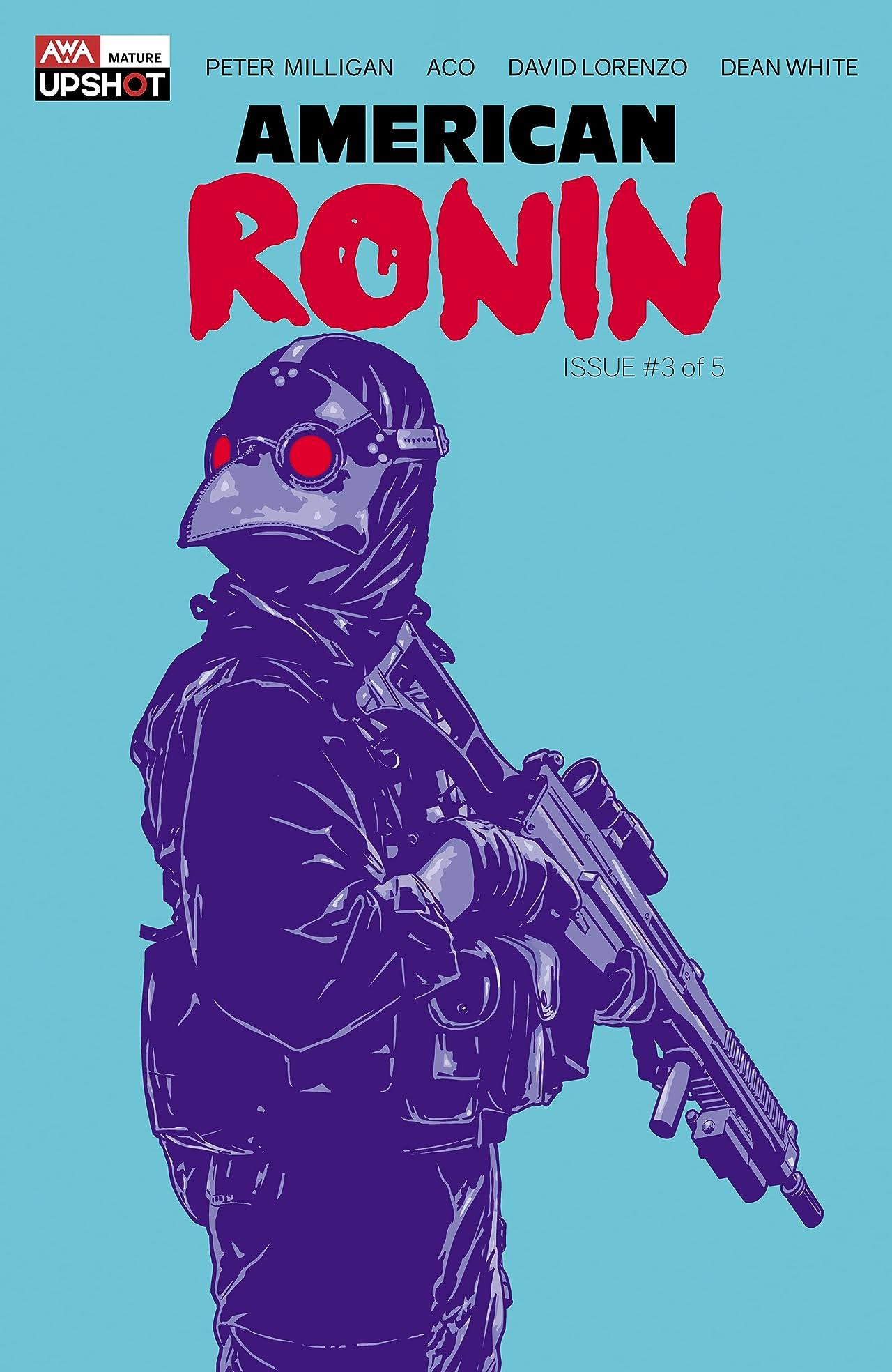American Ronin #3 (of 5)