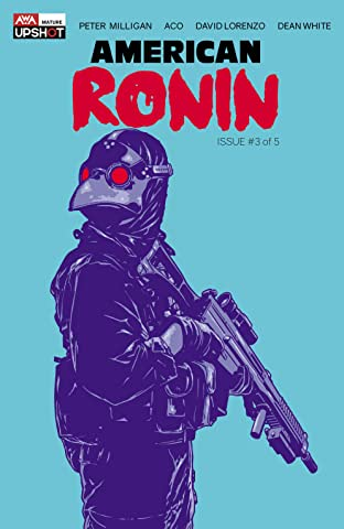 American Ronin #3 (of 5)