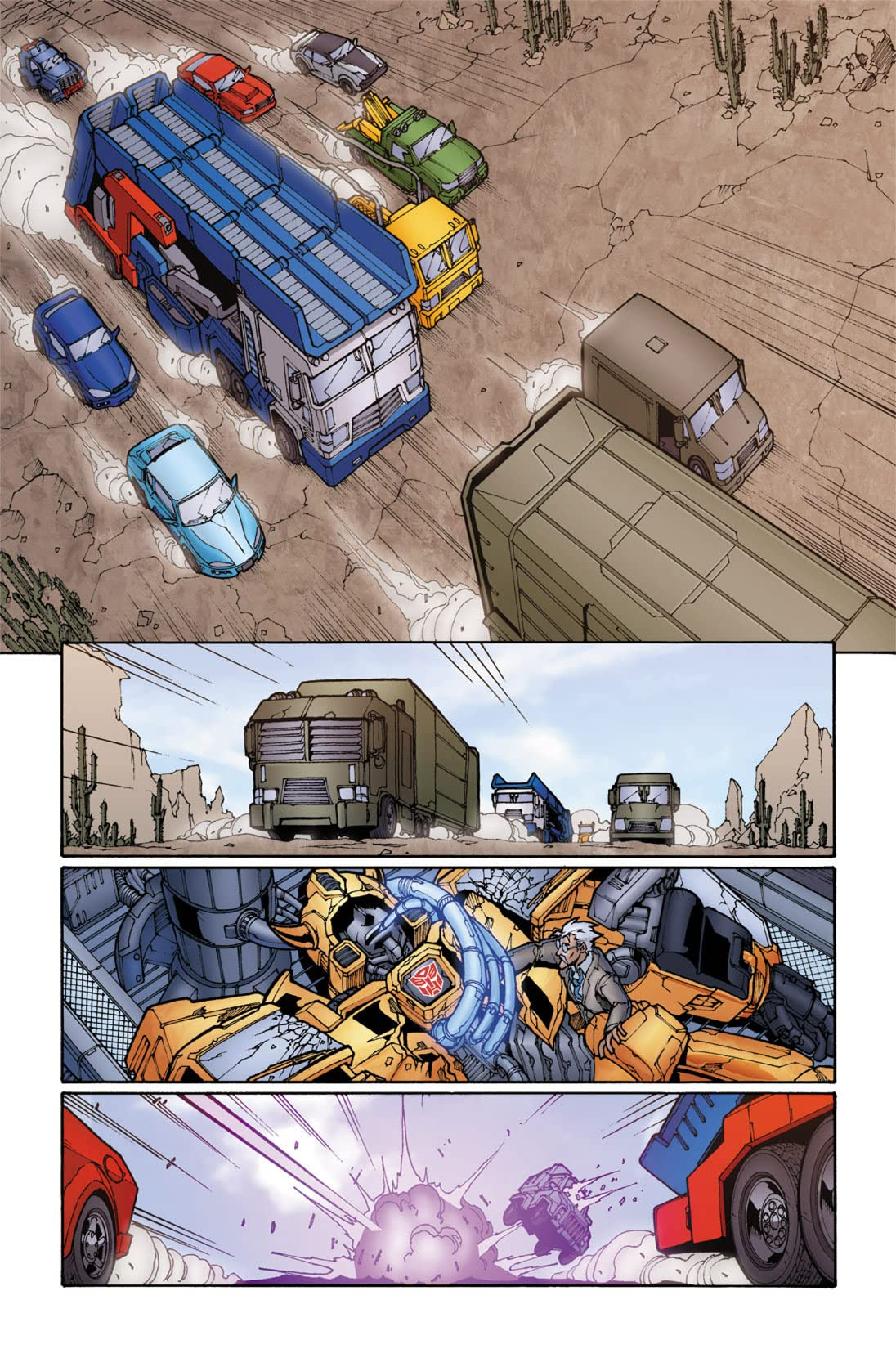 Transformers (2010-2011) #16