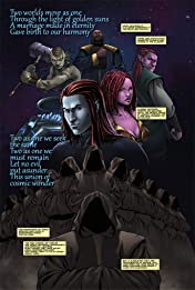 Mega Centarri Book One: Introducing The World of Mega Centarri
