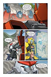 Transformers (2010-2011) #12