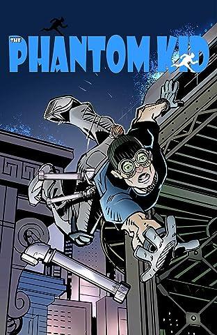 The PHANTOM KID #1-Reissue
