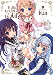 Is the order a rabbit? Vol. 1