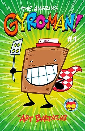 The Amazing GYRO-MAN! #1
