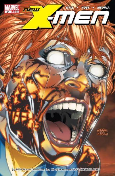New X-Men (2004-2008) #24
