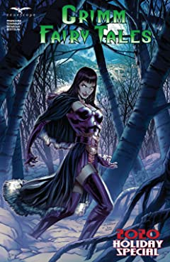 Grimm Fairy Tales: 2020 Holiday Special
