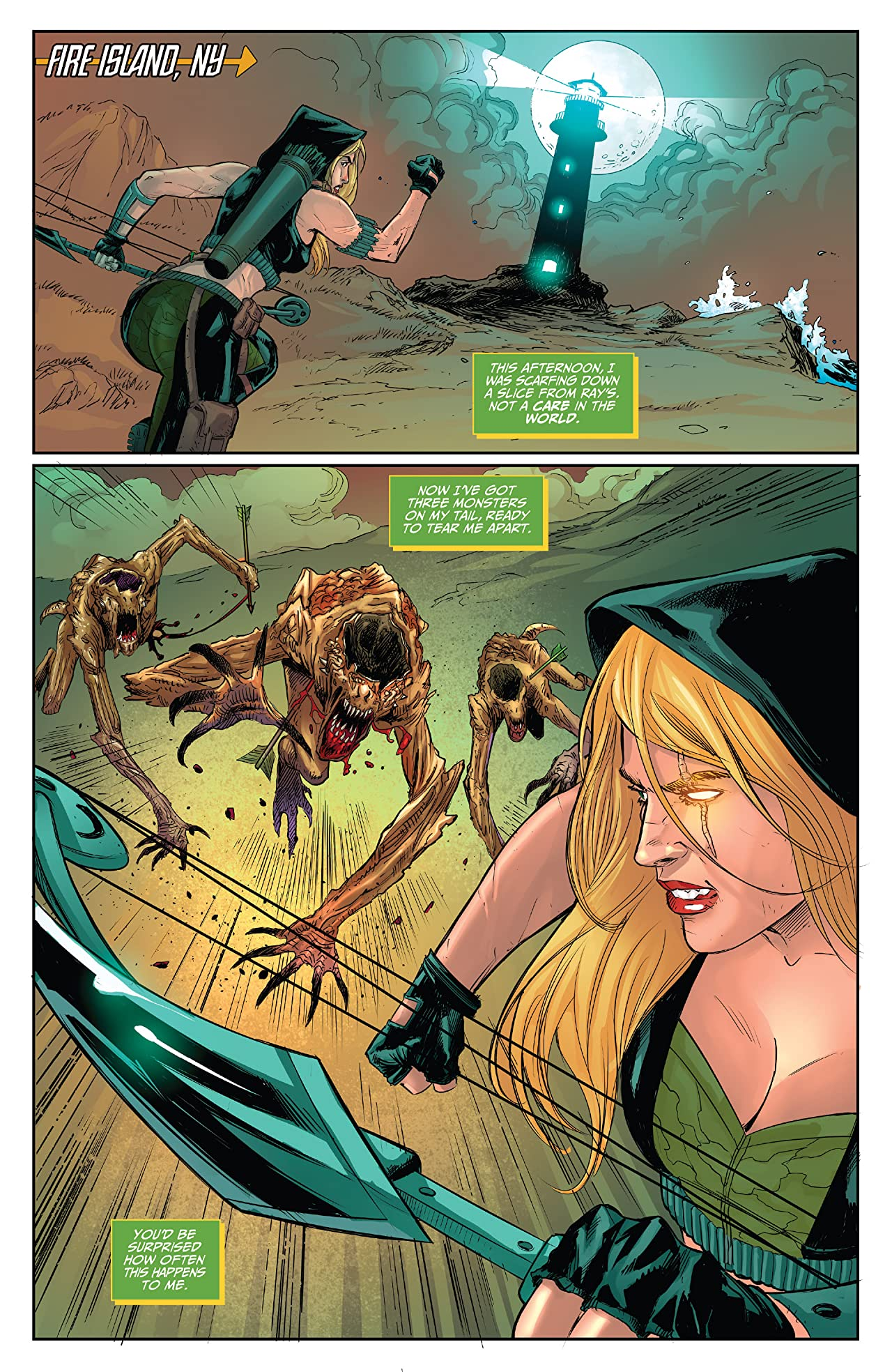Robyn Hood Annual: World's Apart