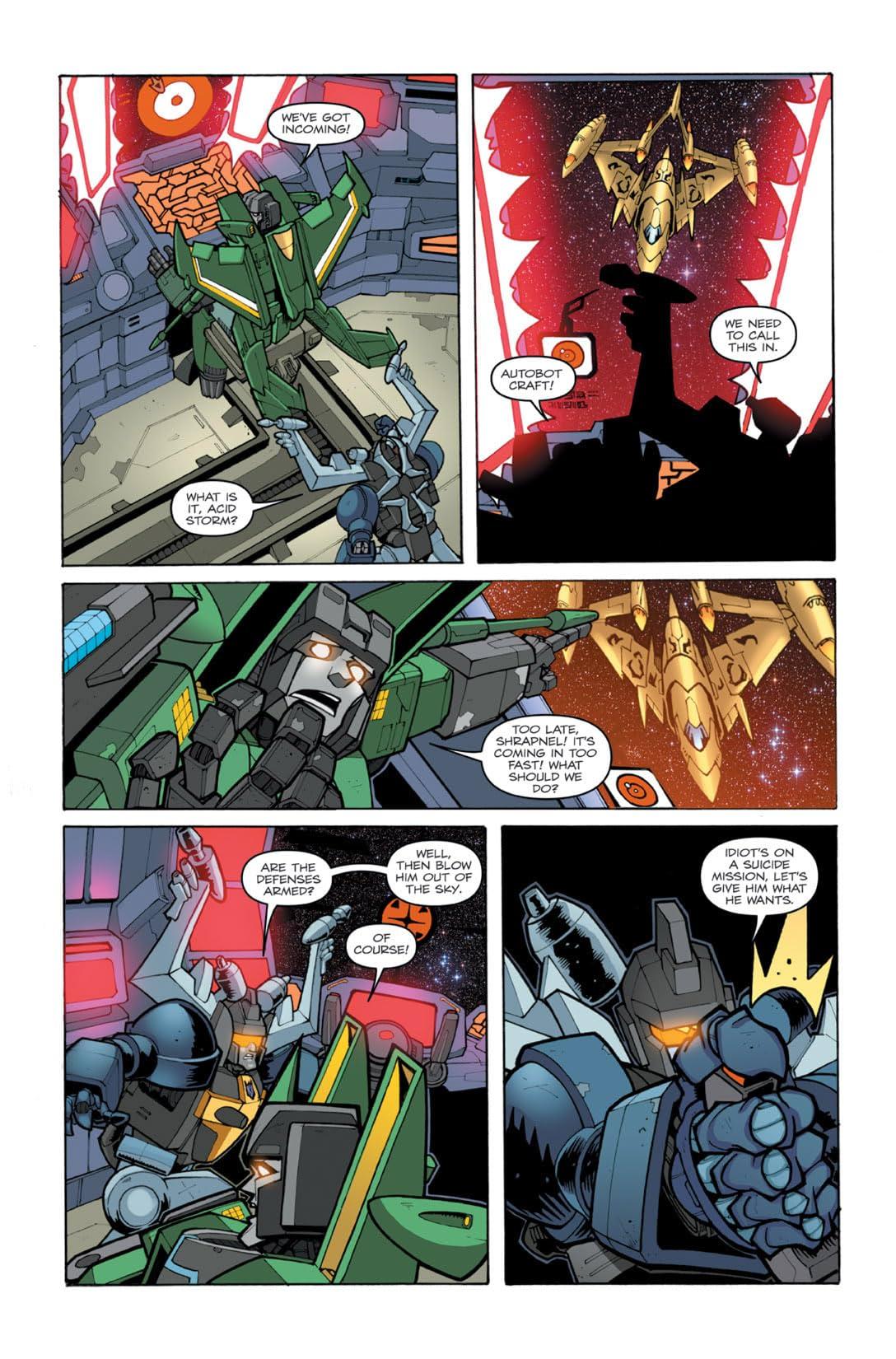 Transformers (2010-2011) #13