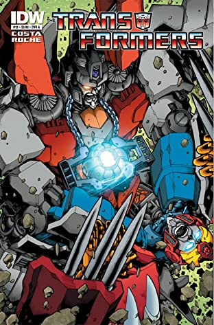 Transformers (2010-2011) #13