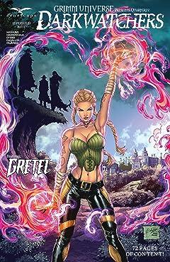 Grimm Universe Presents Quarterly: Darkwatchers