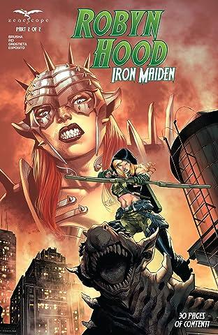 Robyn Hood: Iron Maiden #2