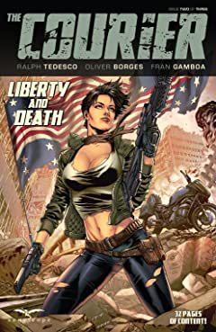 The Courier: Liberty & Death #2