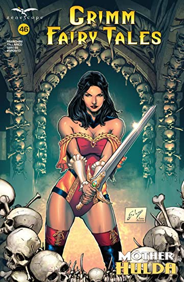 Grimm Fairy Tales #46