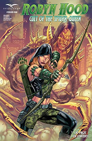 Robyn Hood: Cult of the Spider
